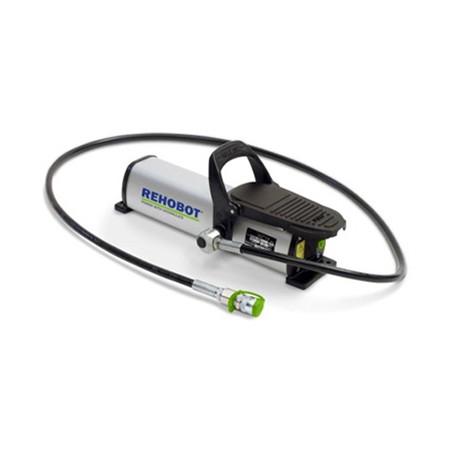 Air/hydraulic pump PP70B-1000/LS201